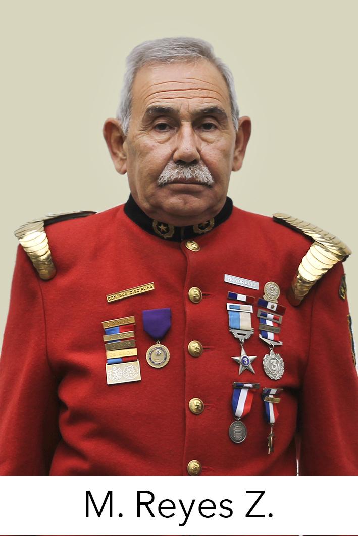 Martin Reyes Zamorano