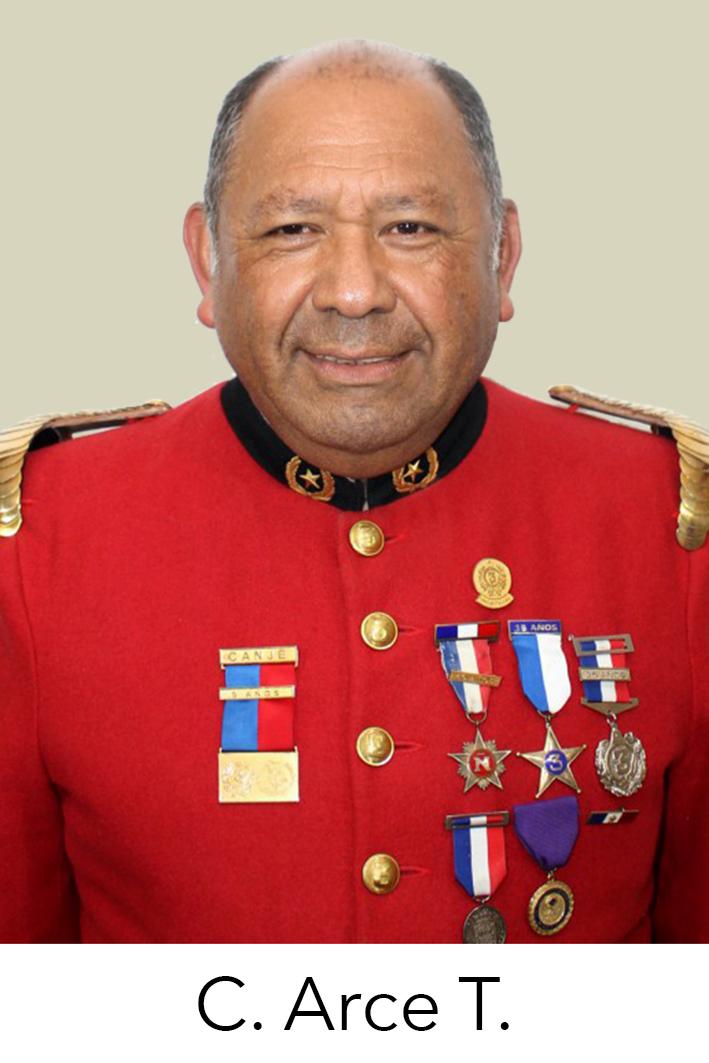 Carlos Arce TarifeÑo