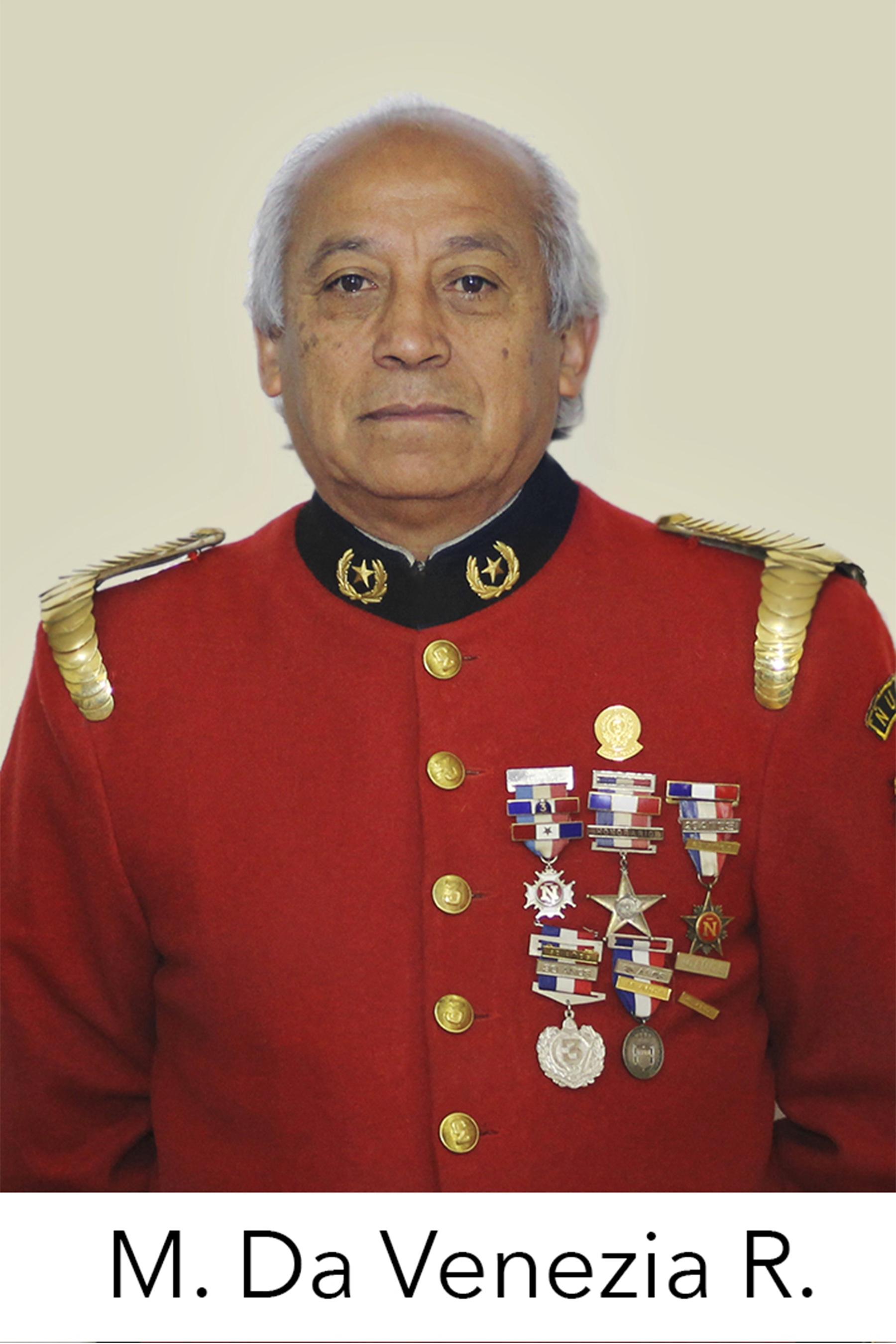 Miguel Da Venezia Retamales