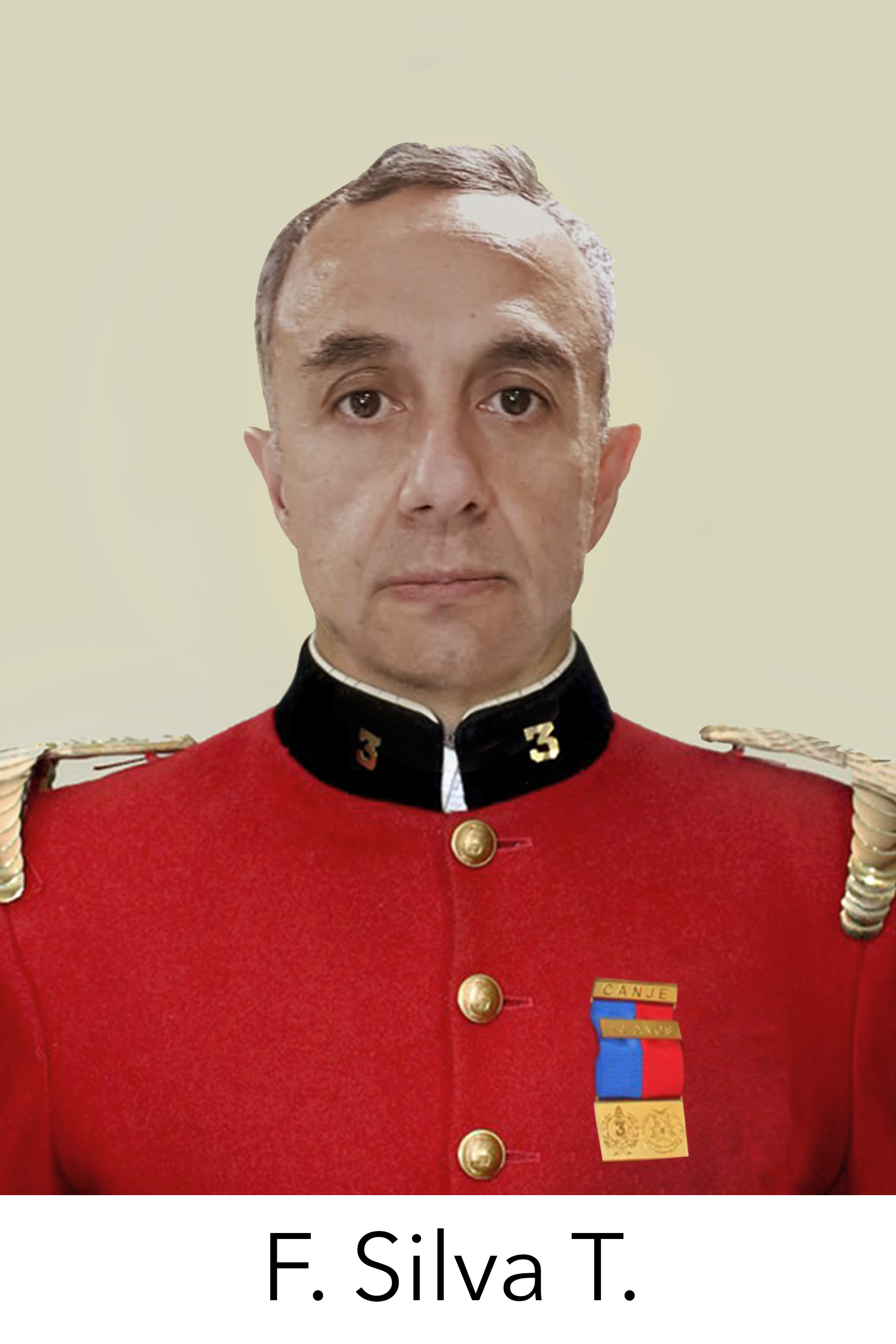 Francisco Silva Teran