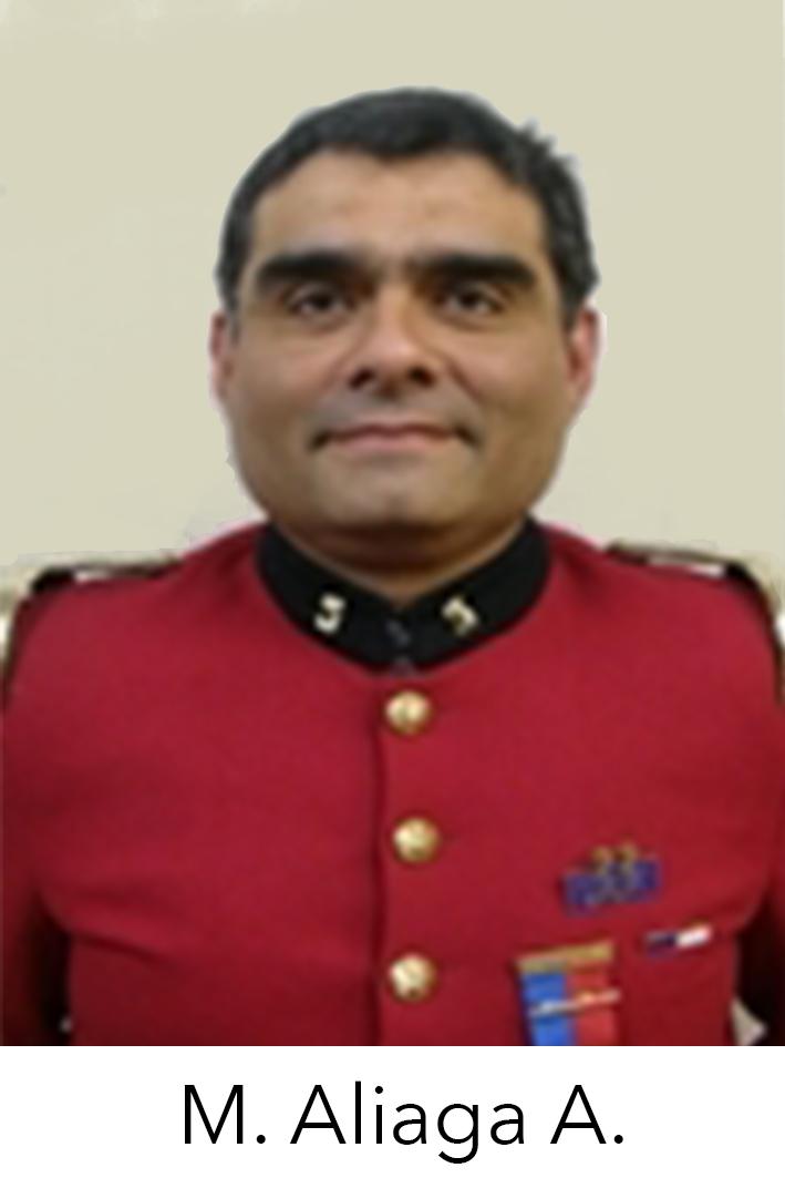 Mauricio Aliaga Ahumada