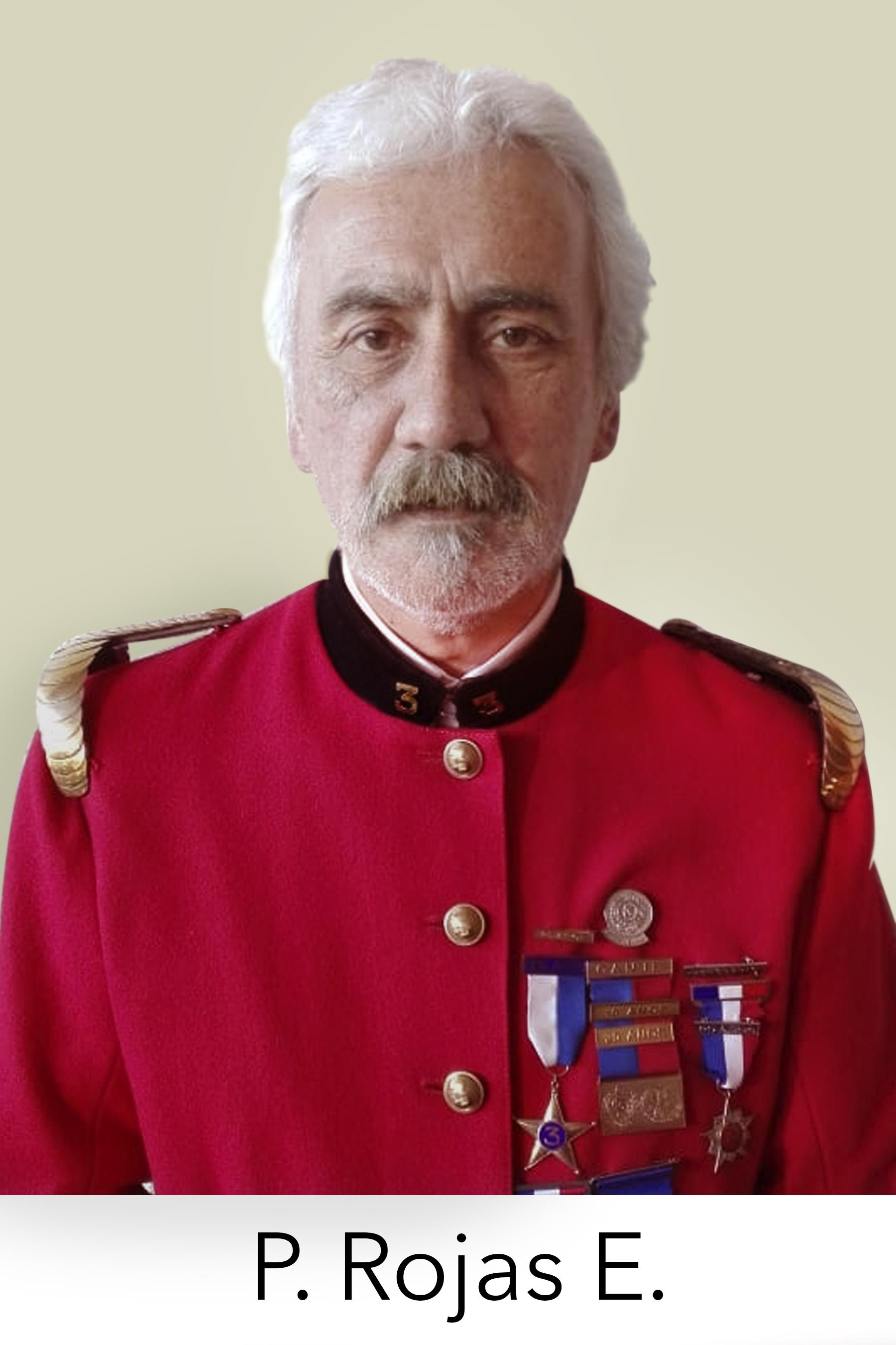 Pablo Rojas Espinoza