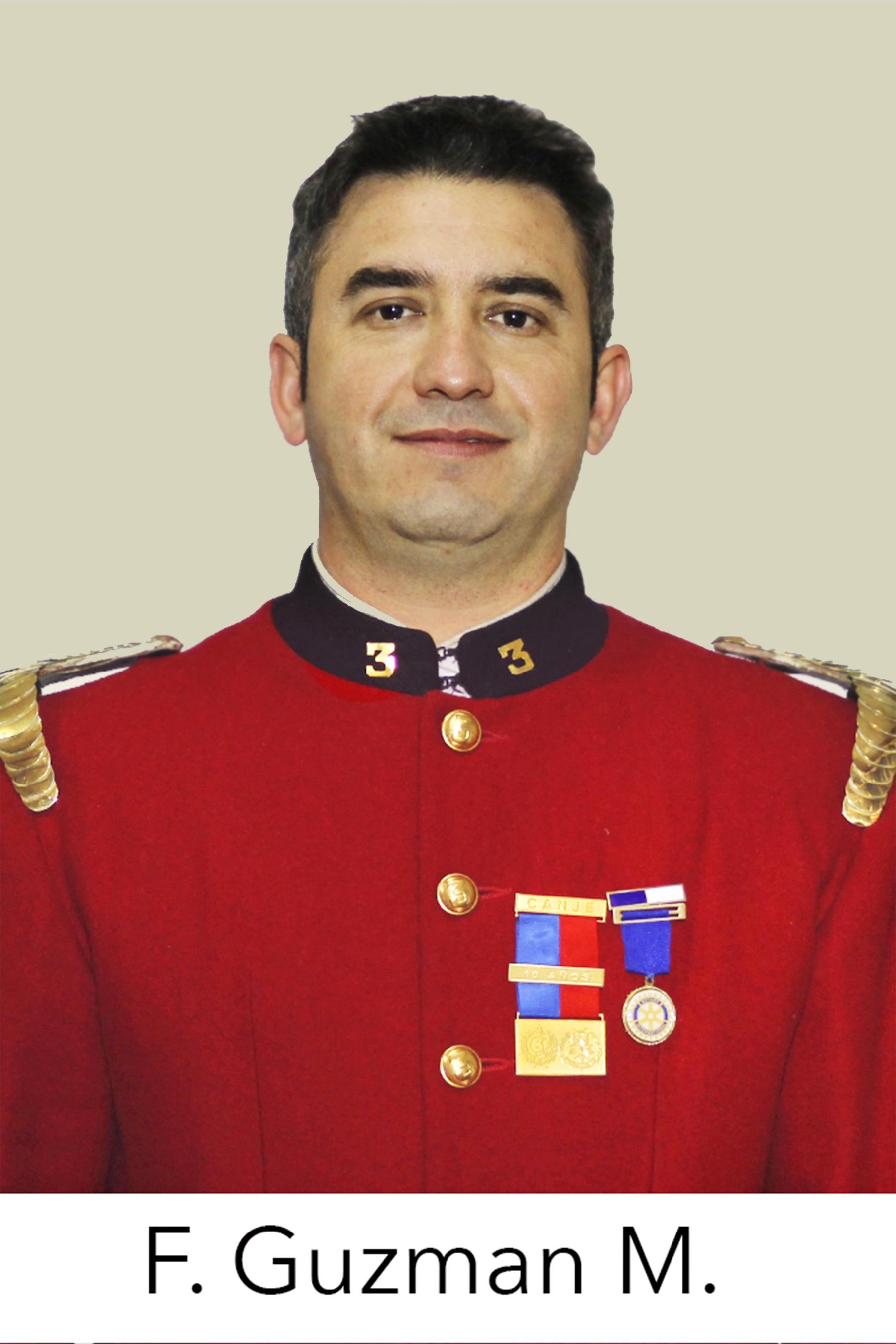 Felipe Guzman Mora
