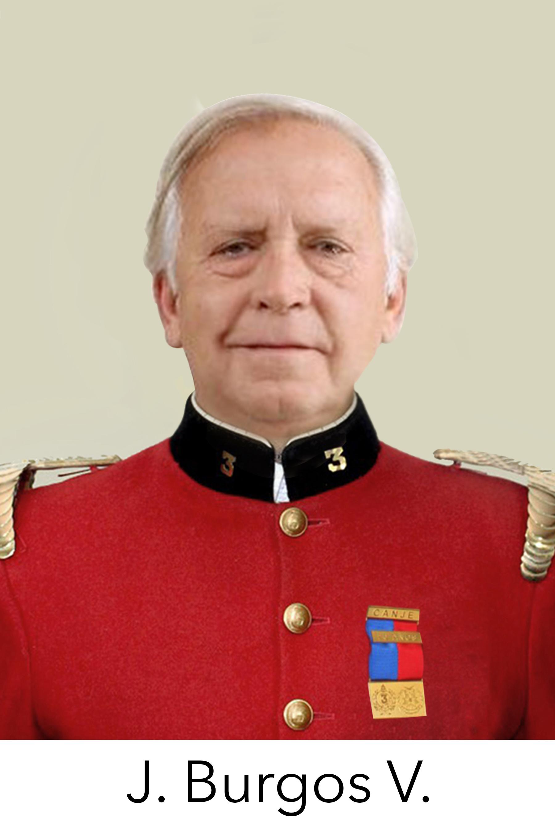 Jorge Burgos Varela