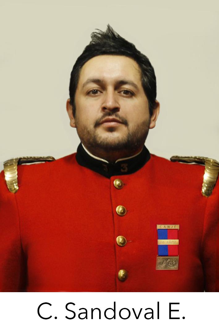 Carlos Sandoval Espinoza