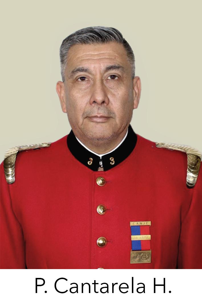 Patricio Cantarela Hernandez