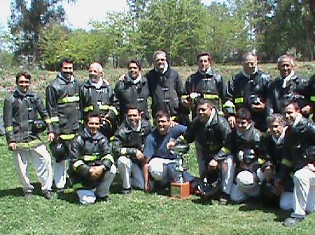 Competencia Voluntarios Fundadores 2010