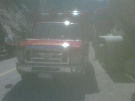 Apoyo de Carro S-1 a Incidente Hazmat