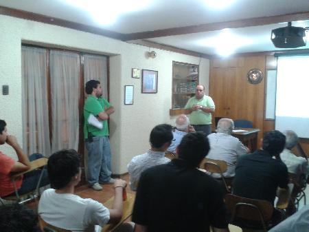 ACADEMIA DE RESCATE EN ASCENSORES Y VISITA DE CARRO ROSEMBAUER