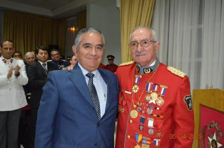 PROFUNDO PESAR ANTE EL FALLECIMIENTO DE DIRECTOR HONORARIO DE NUESTRA COMPAÑÍA DE CANJE