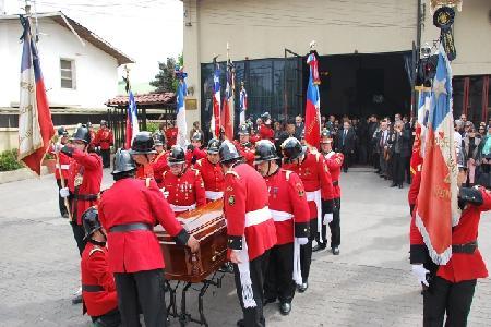 FUNERAL DE NUESTRO FUNDADOR DON TEOFILO SALEH MURRA