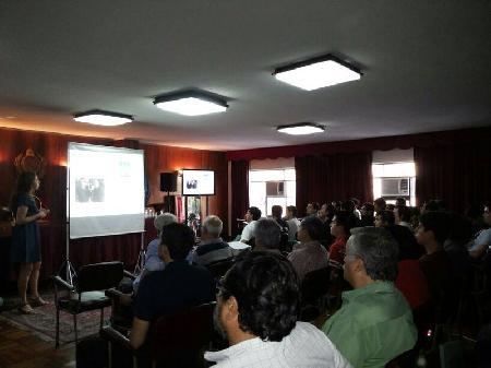 CHARLA SOBRE USO Y MANEJO DE GAS NATURAL EN NUESTRO CUARTEL