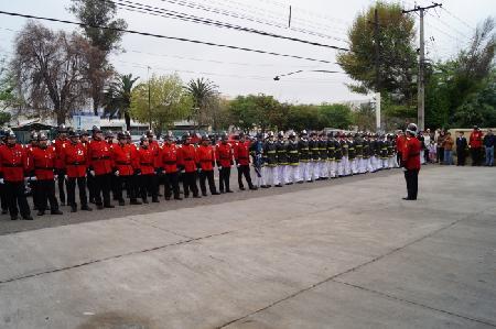 """SESION SOLEMNE DE LOS 43 AÑOS DE LA BRIGADA JUVENIL """"DAVID MONTES CEREZO"""""""