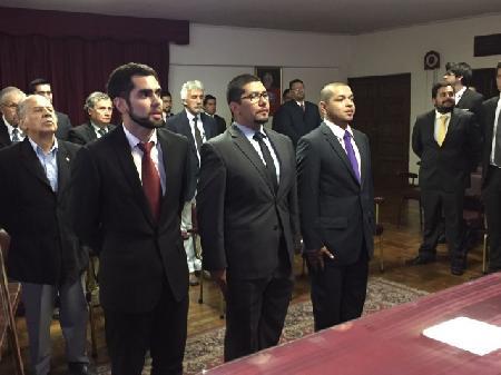 NUEVOS VOLUNTARIOS INGRESAN A NUESTRA COMPAÑÍA