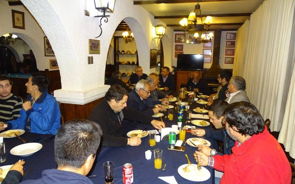 CENA EN HONOR A VOLUNTARIOS PREMIADOS