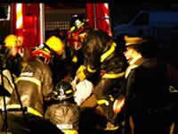 Taxista muere en Rotonda Grecia