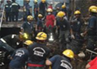 Desastre en Valparaiso