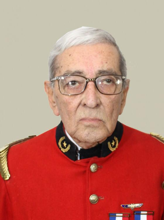 FALLECE VOLUNTARIO HONORARIO SR. ALBERTO GONZALEZ RIQUELME