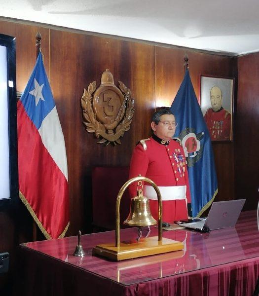 SESIÓN SOLEMNE SEPTUAGÉSIMO SÉPTIMO ANIVERSARIO TERCERA COMPAÑÍA